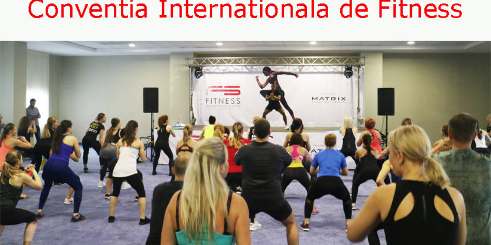 Cu ce am plecat de la Conventia Internationala de Fitness
