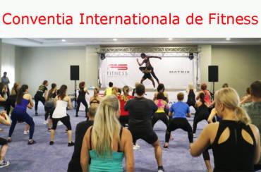 Cu ce am plecat de la Conventia Internationala de Fitness