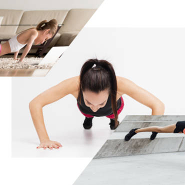 Progresiile in antrenamentul de fitness