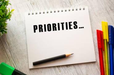 Cum m-a ajutat prioritizarea in ultimele luni